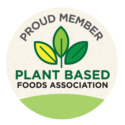 Proud Member of the Plant Based Foods Association